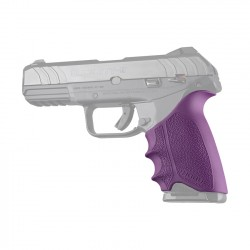 HandAll Beavertail GS Ruger Sec 9 Prpl HOGUE