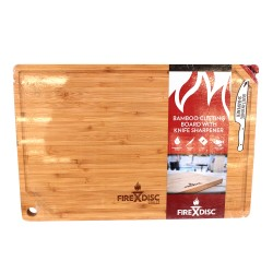 Bamboo Cutting Board,Bamboo Wood FIREDISC-COOKERS