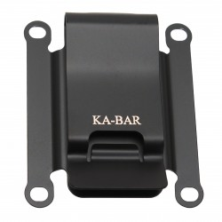 TDI Law Enforcement Clip-Black KA-BAR