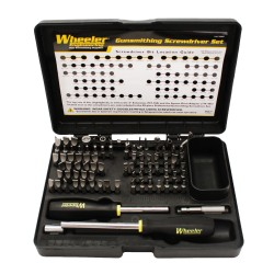89-Piece Deluxe Gunsmithing Kit WHEELER