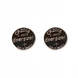 Cuffmate Coin Cell Batteries -2pk STREAMLIGHT