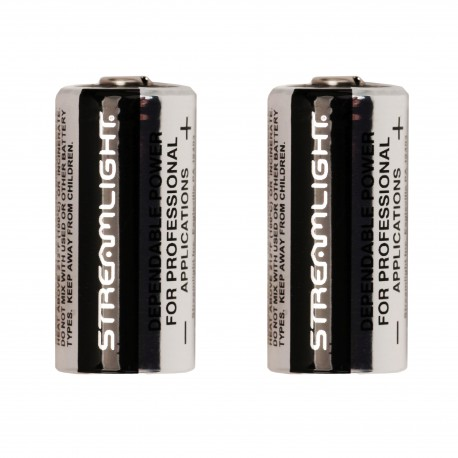 Scorpion Lithium Batteries/2 STREAMLIGHT