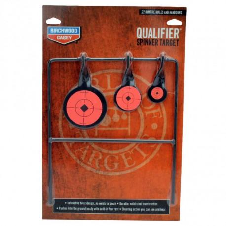 Qualifier .22 Spinner Target BIRCHWOOD-CASEY