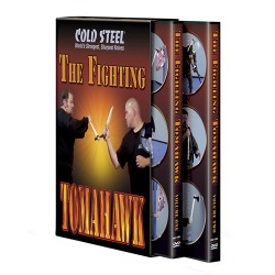 The Fighting Tomahawk DVD COLD-STEEL