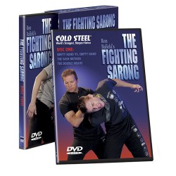 The Fighting Sarong DVD COLD-STEEL