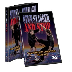 Stun, Stagger, and Stop DVD COLD-STEEL