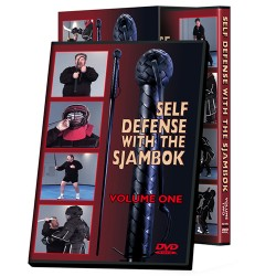 Self Defense w/Sjambok DVD COLD-STEEL