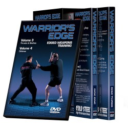 Warrior's Edge DVD Set COLD-STEEL