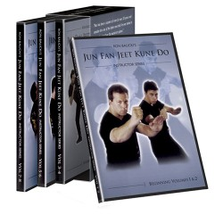 Jun Fan Jeet Kune Do DVD COLD-STEEL