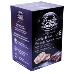 Special Blend Bisquettes(48 Pack) BRADLEY-TECHNOLOGIES